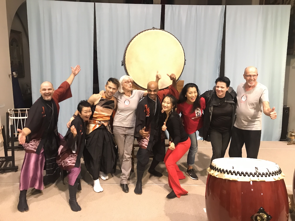 First International Taiko Gathering, Belgium